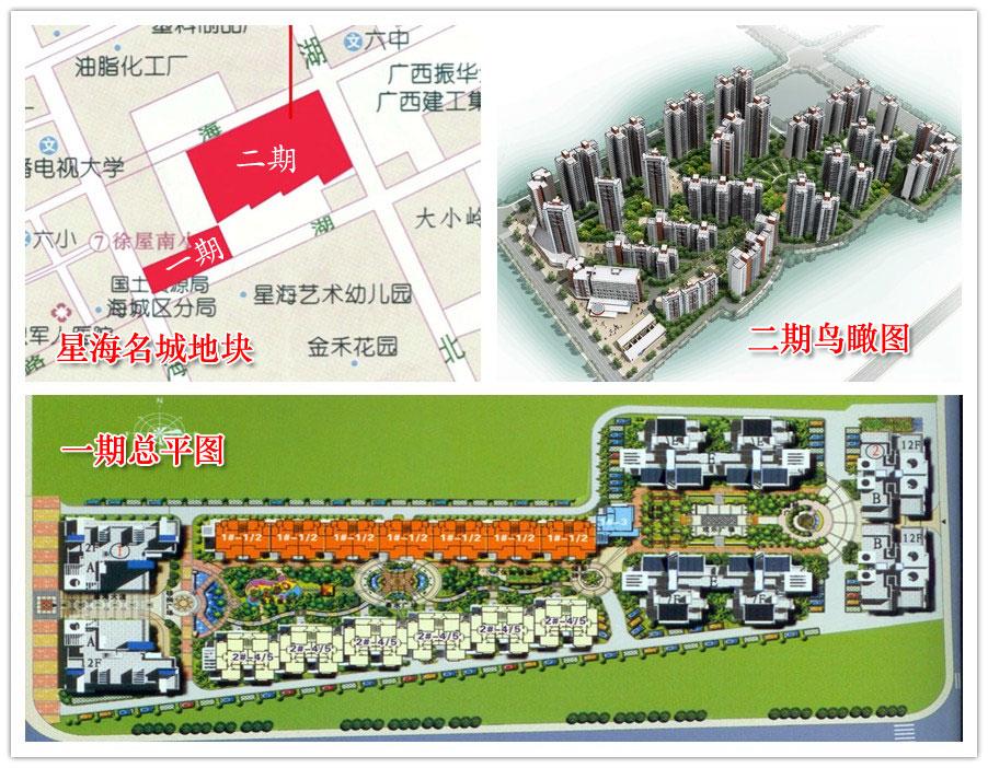 上海路楼盘故事多 地段分明有讲究(上)-北海买房那些事